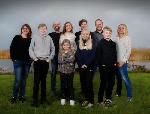 Familiemåned hos Christensen Fotografi